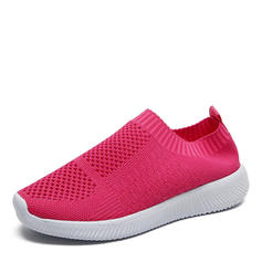 Women's Fabric Casual Outdoor Athletic With Elastic Band shoes