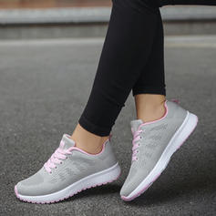 Women's Mesh Casual With Lace-up shoes