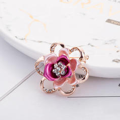 Exquisite Alloy Women's Fashion Brooches