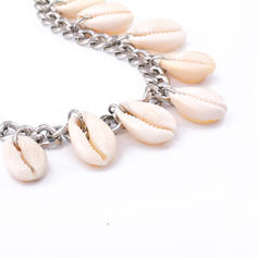 Lovely Alloy With Shell Women's Beach Jewelry
