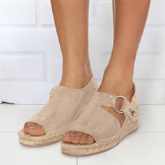PU Wedge Heel Sandals With Others shoes