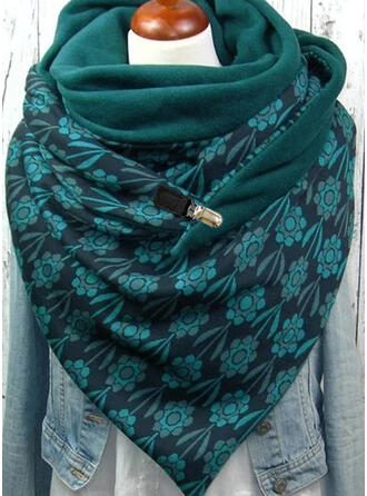 Print/Leaves fashion/Cold weather/Comfortable Scarf